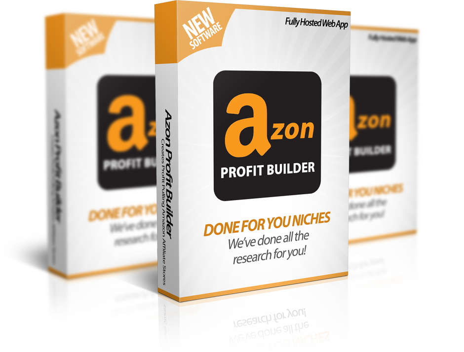 Azon Profit Builder Review – Create Profitable Amazon Sites in 1-Click