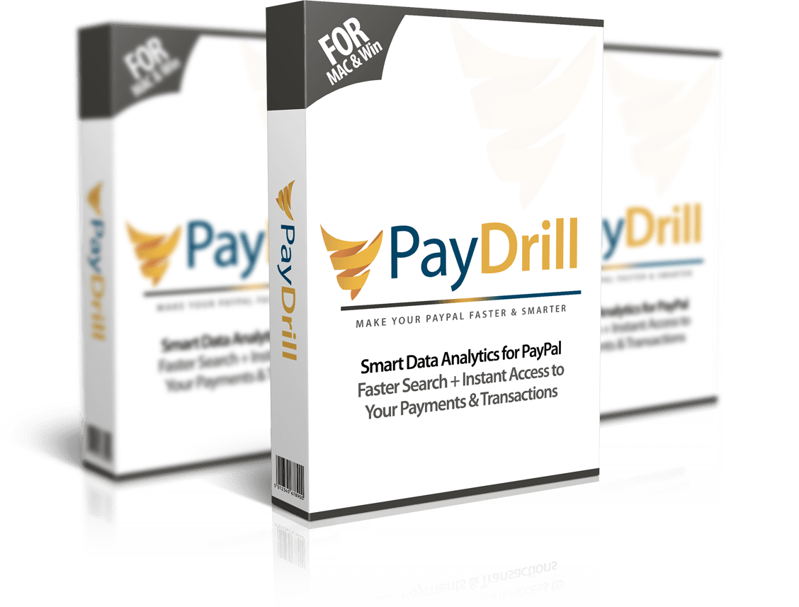 PayDrill Review – Smart Data Analytics for Paypal Sellers to Make More Sales