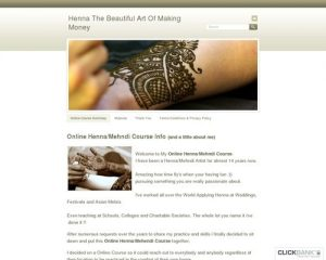 Henna – The Beautiful Art Of Making Money