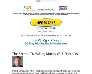 Domain Dough – Make Money Selling Domain Names