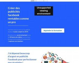 Formation Publicité Facebook 2019
