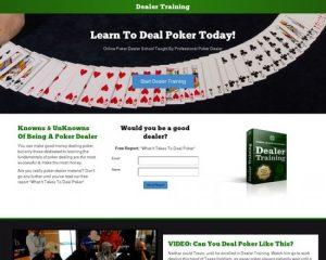 Deal Poker At Casino Standards & Make Money