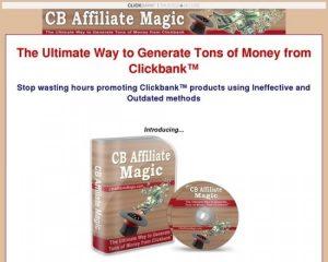 CB Affiliate Magic – Affiliate Marketing Software