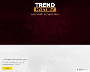 New Ultimate Forex Launch – Trend Mystery