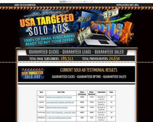CB Solo Ad Blaster – Get 5000+ Clicks – Sales Guaranteed!