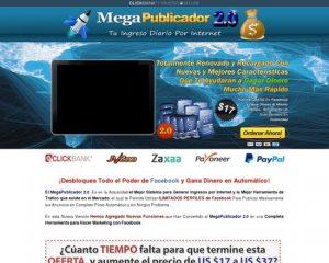 Megapublicador V3 – 66% De Comisiones Recurrentes!