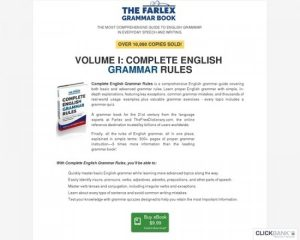 Complete English Grammar Rules – The Farlex Grammar Book