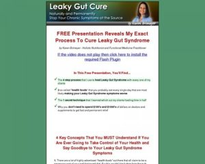 Leaky Gut Cure – Most Comprehensive Natural Health Guide On The Market