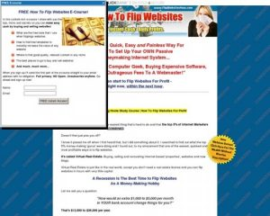 75%!!! How To Flip Websites Home Study Course