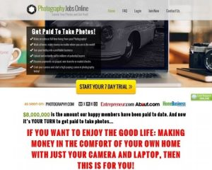 Photography Jobs Online 2019 | Get Paid To Take Photos!