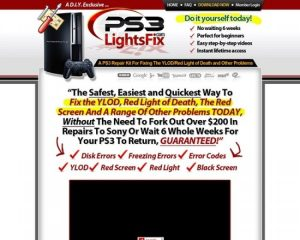 Ps3lightsfix.com- The First Ps3 Ylod/red Lights Repair Guide!