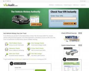 Vinaudit – Carfax Alternative – Official Nmvtis Provider