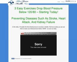 The High Blood Pressure Program – Blue Heron Health News