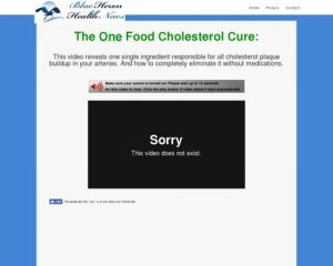 The Oxidized Cholesterol Strategy – Blue Heron Health News