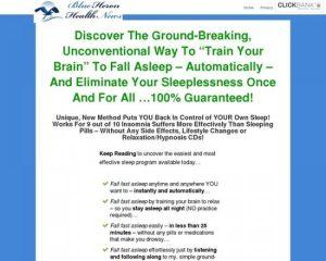 Natural Insomnia Program – Blue Heron Health News