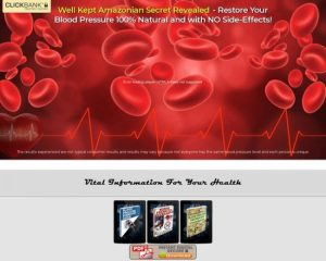 Blood Pressure Decreaser – New High Blood Pressure Offer With Huge Cr