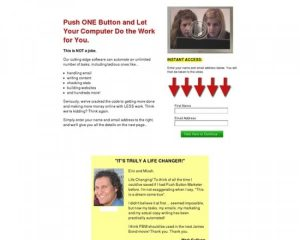 Push Button Marketer – Automation Software For Internet Marketers