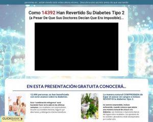 Clave Diabetes Tipo 2 – Diabetes´s Natural Control.