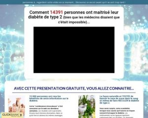 Clé Diabète Type 2 – French Diabetes´s Natural Control