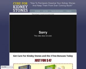 Cure For Kidney Stones – Are You Suffering From Kidney Stones?