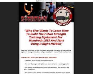 Home Made Strength Online Dvd