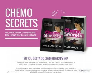 Chemo Secrets – Tips & Tricks From A Young Breast Cancer Survivor
