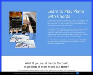 Playing Piano With Chords Bundle
