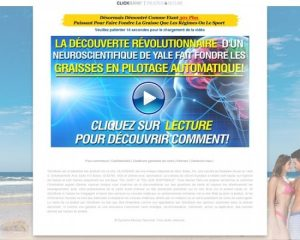 French Neuro Slimmer – Système Minceur Neuronal – Hot Weight Loss