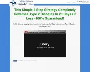 Treat Type 2 Diabetes Naturally – Blue Heron Health News