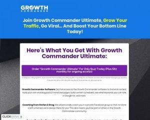 Growth Commander Ultimate