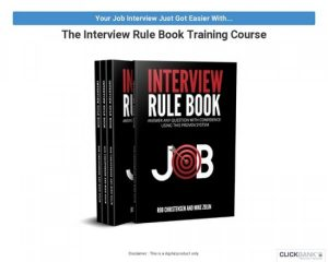 The Interview Rule Book Training Course