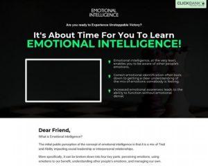 Learn Emotional Intelligence