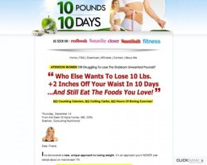 Getridofstubbornbellyfat.com – New Weight Loss Offer For Women