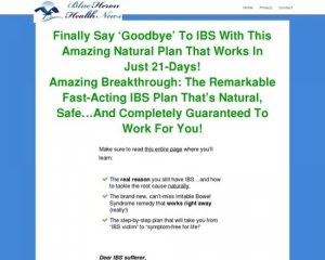 Cure Ibs Naturally – Blue Heron Health News