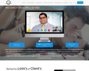 Male Enhancement Coach: $100+ Sale, Highest Converting CB Site