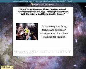 Cosmic Ordering Secrets – Great For 2017