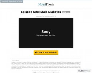 Male Diabetes Solution